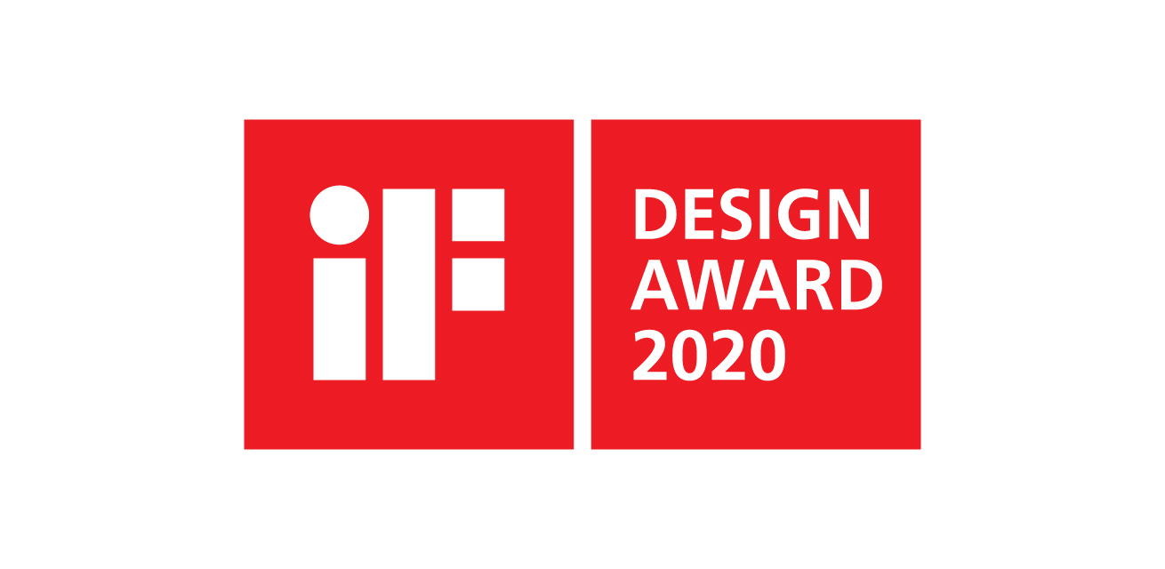 The iF DESIGN AWARD 2020 has been decided!