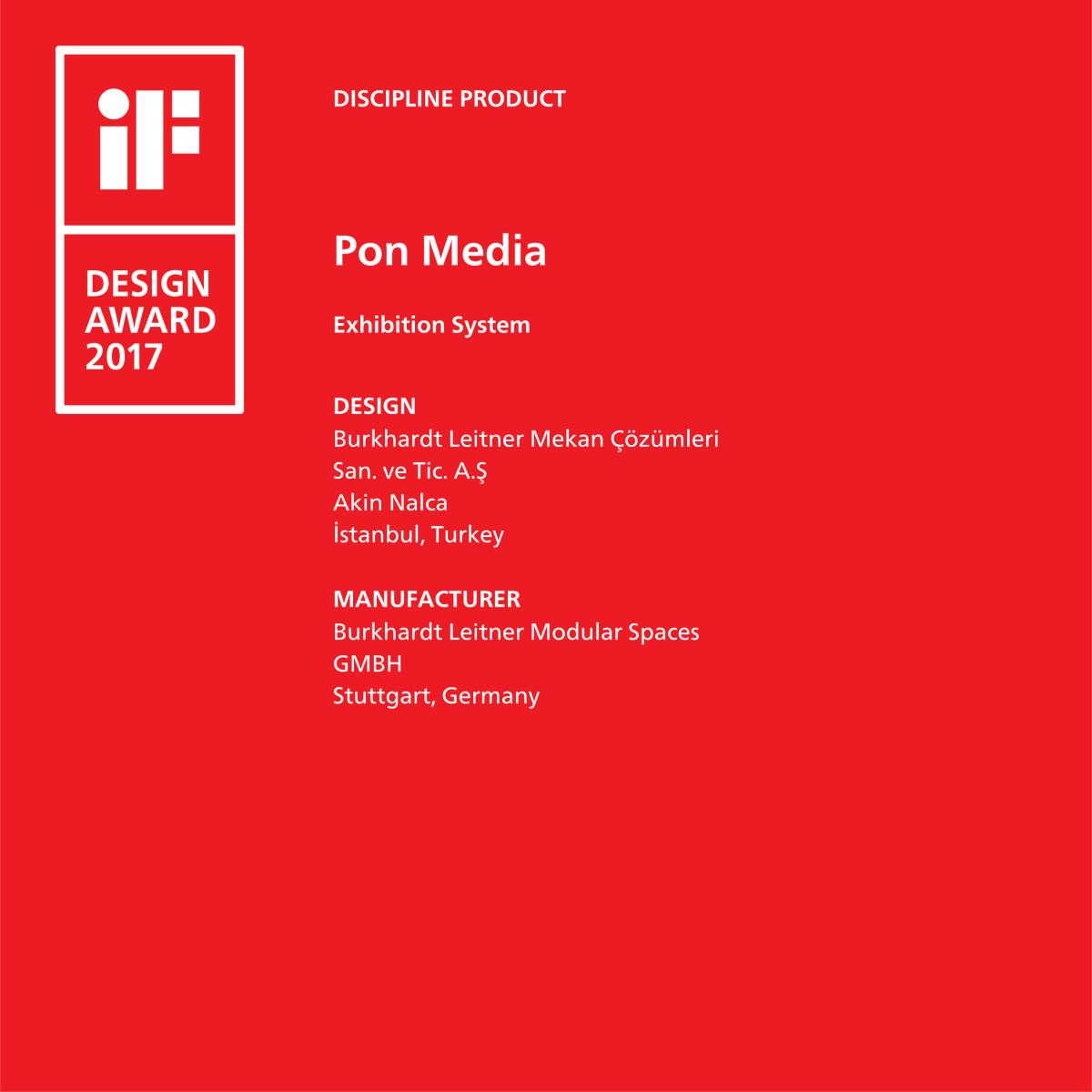 IF design award 2017