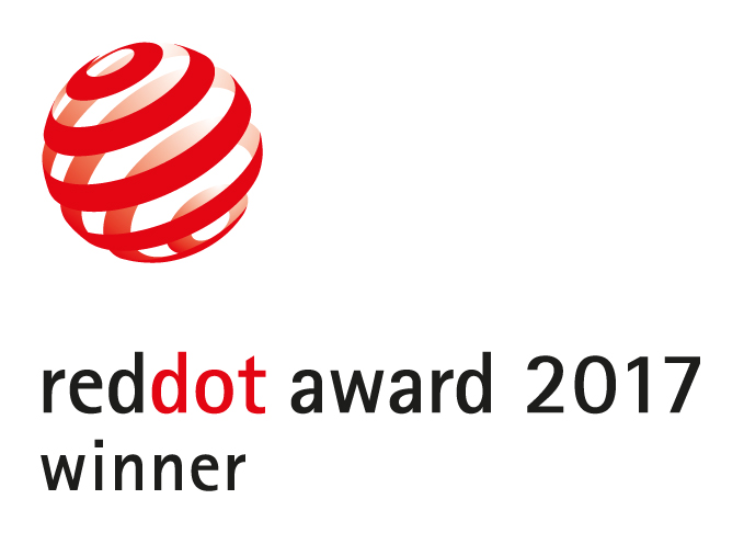 pila fabric gewann den Red Dot Product Design Award 2017
